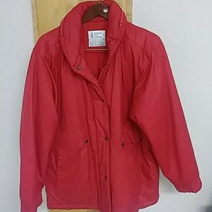 🏂London Fog poly-fil winter jacket